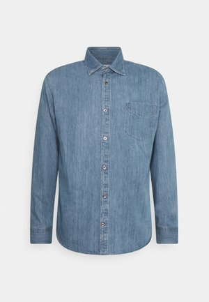 ERRICO POCKET - Shirt - medium indigo