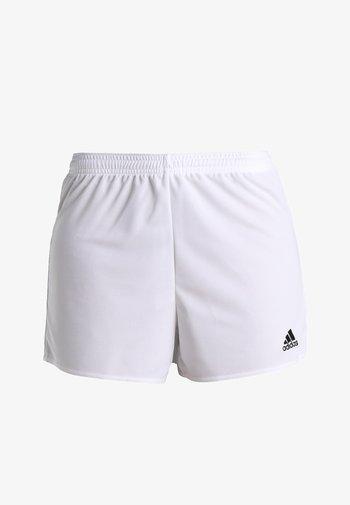 PARMA 16 AEROREADY PRIMEGREEN SHORTS - Sports shorts - white/black