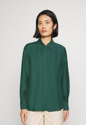Button-down blouse - june bug