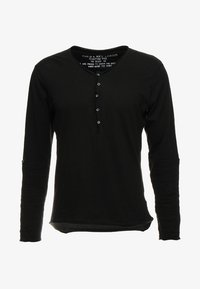 Key Largo - GINGER - Long sleeved top - black - 4