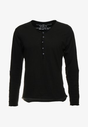 GINGER - Long sleeved top - black
