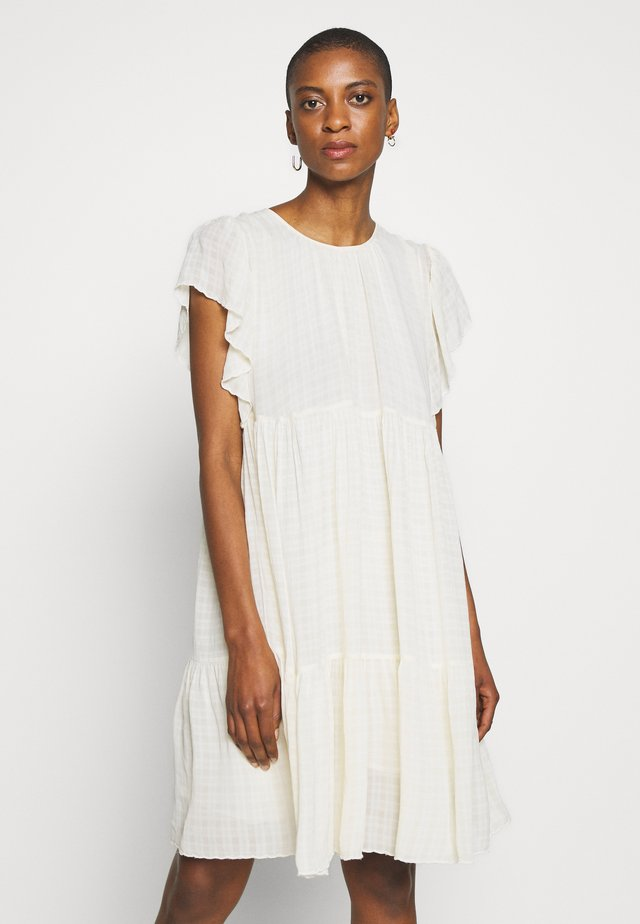 NEWEL - Korte jurk - ivoire