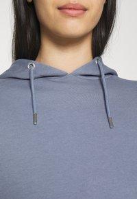 NU-IN - CROPPED HOODIE - Sweatshirt - blue - 5