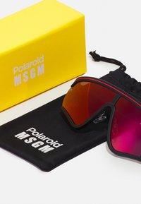 MSGM - POLAROID UNISEX - Sunglasses - orange - 3