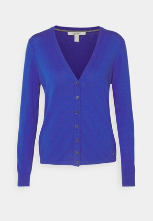 BASIC  - Cardigan - bright blue