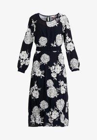 White Stuff - EMBROIDERED DRESS - Denní šaty - navy - 5