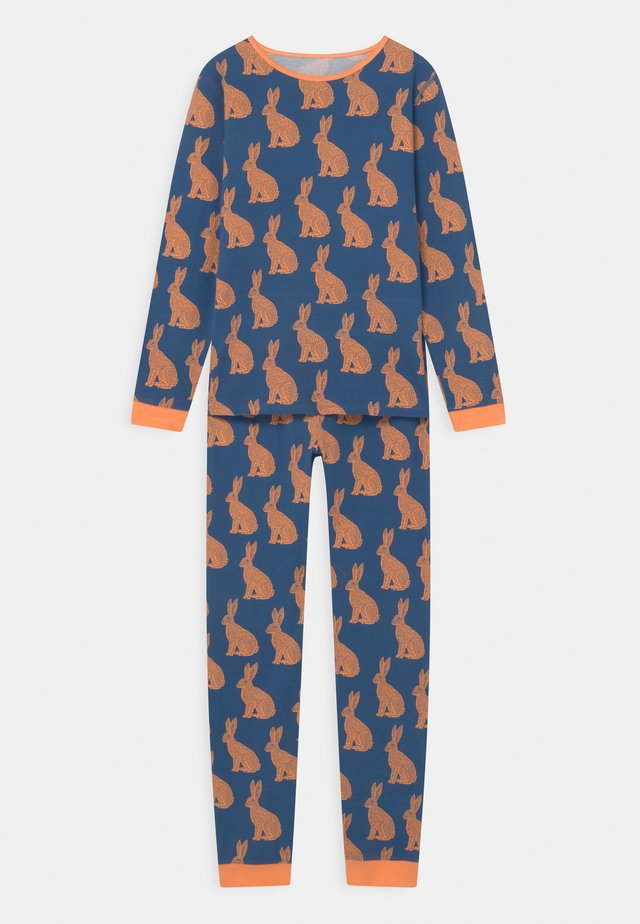 ORLANDO LONG SLEEVE  - Pyžamová sada - petty blue