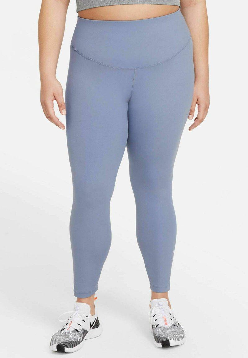 Nike Performance - Leggings - grau