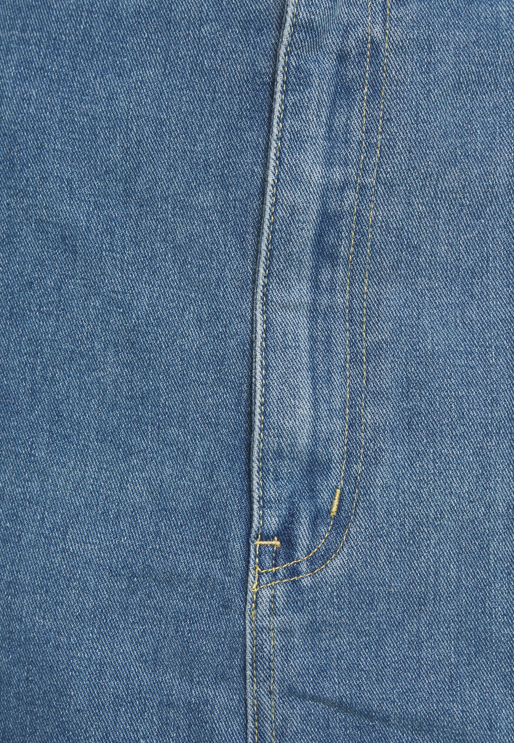 Femme CORSET DETAIL SKIRT - Jupe en jean