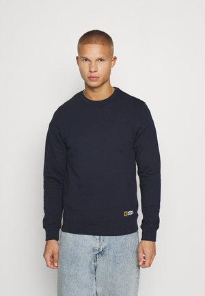 CREW NECK - Sweater - navy