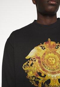 Versace Jeans Couture - Felpa - black - 3