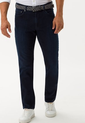 STYLE COOPER - Straight leg jeans - dark blue used