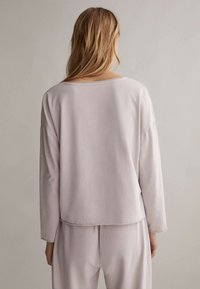 OYSHO - Pyjama top - mauve - 1