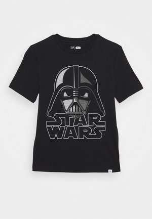 STAR WARS DARTH VADAR - T-shirt print - moonless night