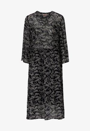 DRESS MINDY - Day dress - black
