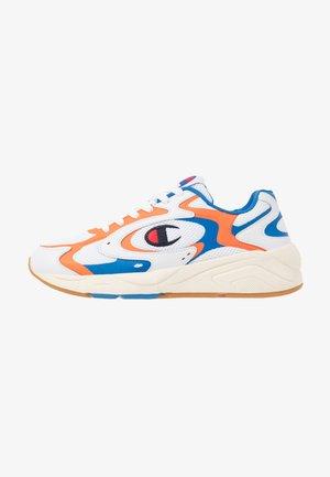 LOW CUT SHOE LEXINGTON 200 - Sports shoes - white/royal blue/orange