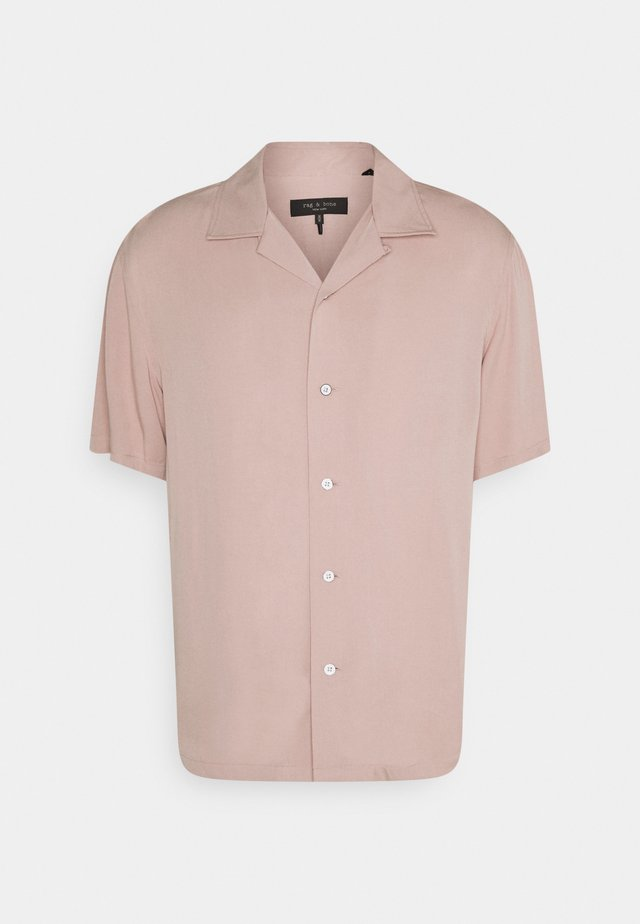 AVERY SHIRT - Overhemd - peach