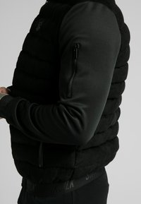 SIKSILK - STORM BUBBLE - Light jacket - black - 4