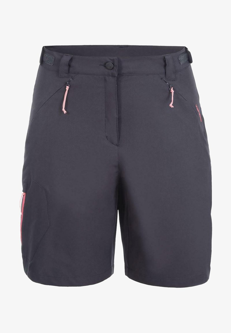 Icepeak - BEAUFORT - Sports shorts - grau