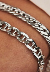 Selected Jewels - Bracelet - silber - 2