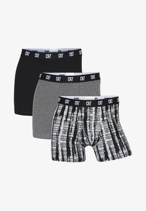 3 PACK - Boxershort - grey
