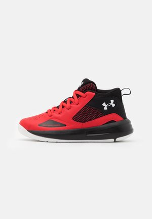 LOCKDOWN 5 UNISEX - Scarpe da basket - versa red