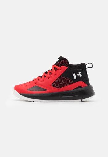 LOCKDOWN 5 UNISEX - Basketball shoes - versa red