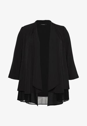SOFT LAYER SMART JACKET - Summer jacket - black