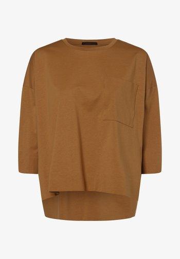 KAORI - Long sleeved top - camel