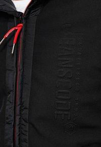 INDICODE JEANS - Winter jacket - black - 7