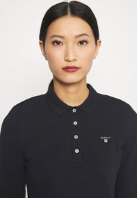 GANT - ORIGINAL - Polo shirt - black - 3