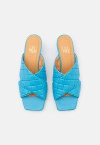 Billi Bi - Sandalias - clear blue - 5