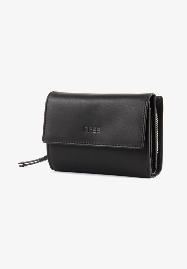 LIV  - Wallet - black smooth
