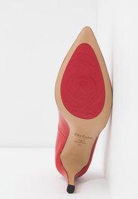 PERLATO - Classic heels - jamaica kiss - 6