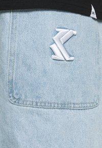 Karl Kani - Shorts di jeans - blue - 4