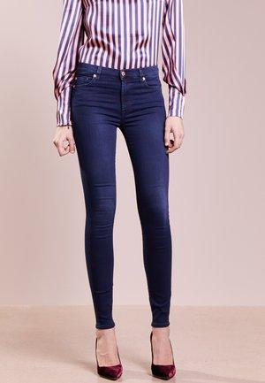 HIGHTWAIST - Skinny džíny - indigo
