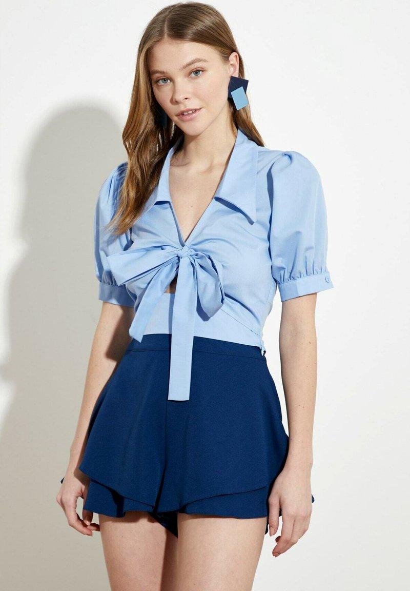 Trendyol - Blouse - blue