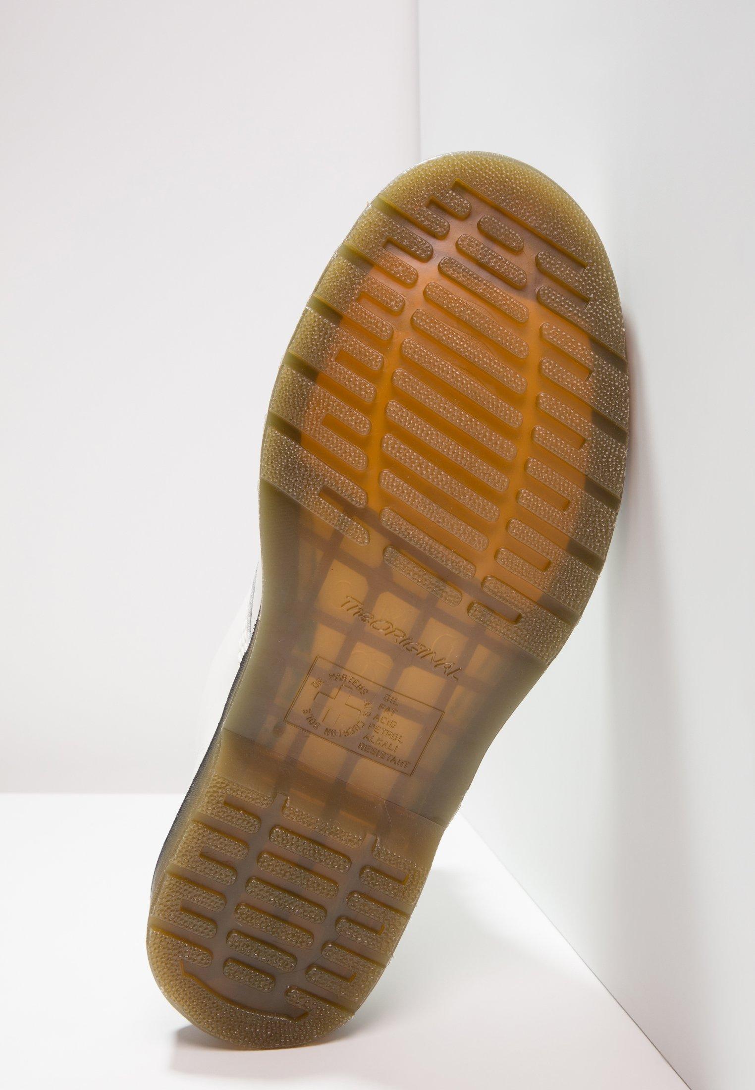 Dr. Martens 1460 8 EYE  - Bottines à lacets - white - Bottines Femme Designer