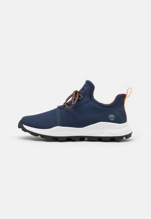BROOKLYN OXFORD - Trainers - navy