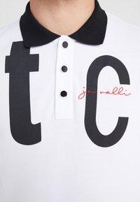 Just Cavalli - Polo shirt - white - 6