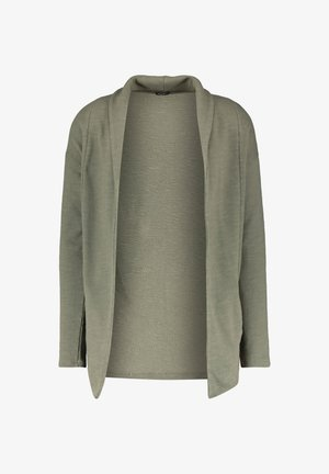 MSW HENDRICKS JACKET LONG - Cardigan - khaki (44)