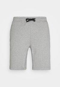 Endurance - MOREL SHORT - Short de sport - mid grey mel. - 4