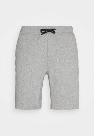 MOREL SHORT - Korte broeken - mid grey mel.