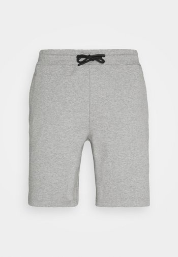 MOREL SHORT - Sportovní kraťasy - mid grey mel.