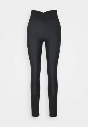 LANA - Leggings - Trousers - black