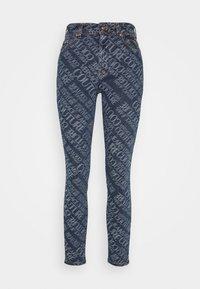 Versace Jeans Couture - Vaqueros pitillo - indigo - 6