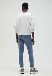 PULL&BEAR - Jeans slim fit - stone blue denim - 2