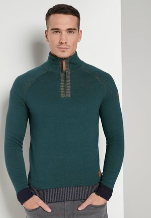 PLATED TROYER - Jumper - stroke green