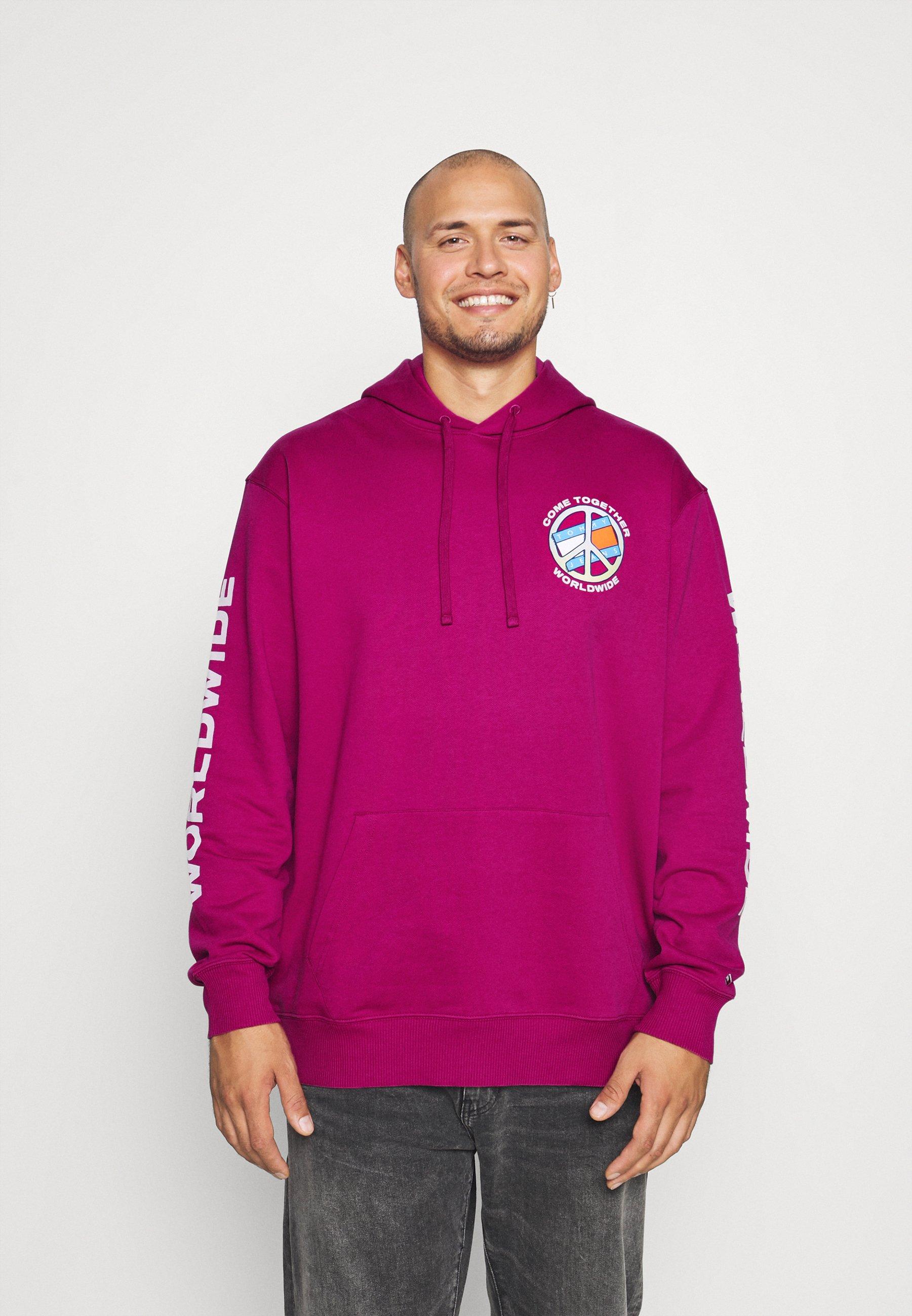 Herren WOLRD PEACE HOODIE - Sweatshirt
