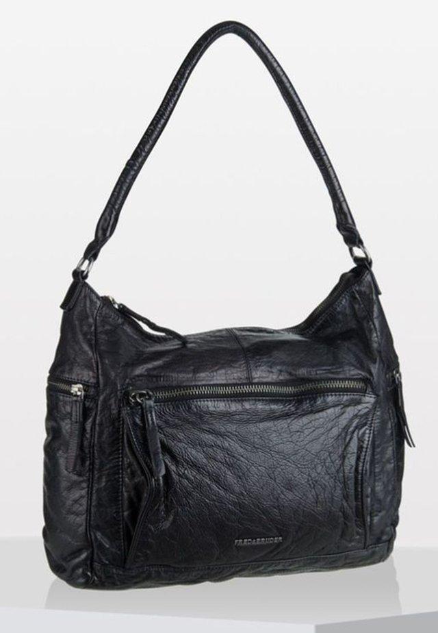 HOBO-BAG SUMMERHILL - Handbag - black